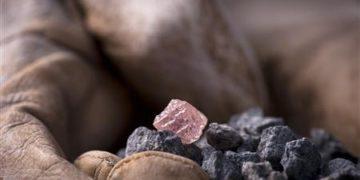 Diamante rosa Argyle Pink Jubilee