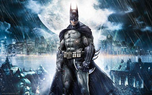 Si batman quiere volar necesita cambiar su capa