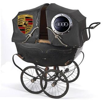Pone nombre de autos a sus hijos