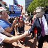 Zombie A, el nuevo candidato a presidente