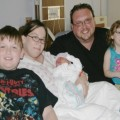 Da a luz y no sabia que estaba embarazada