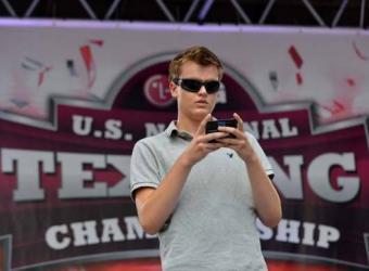 Gana campeonato de mensaje de texto