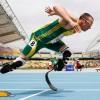 Blade runner. Oscar Pistorius