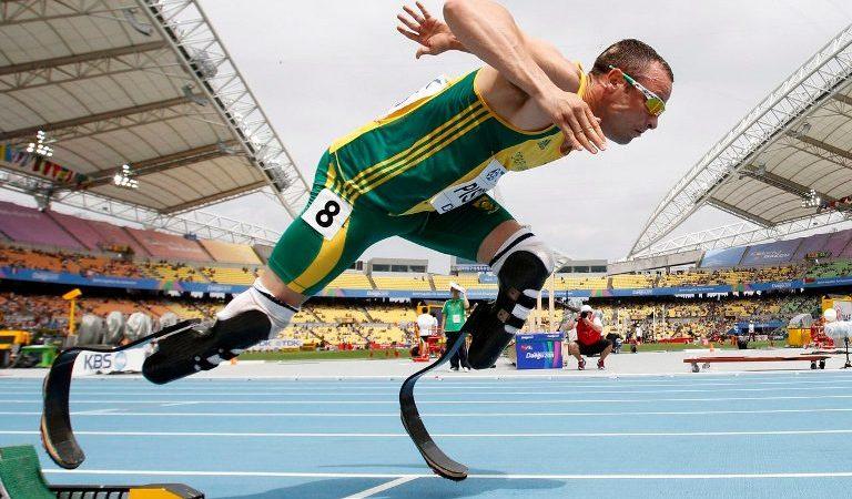 """""""Blade runner"""". Oscar Pistorius"""