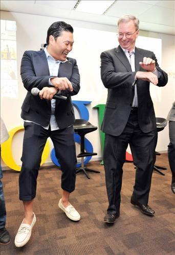 Gangnam Style Baile