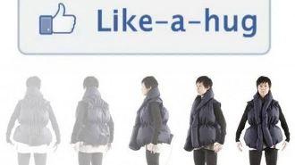Chaleco Like Facebook
