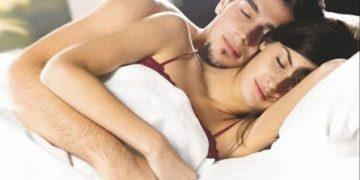 Como duermes con tu pareja