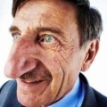 La nariz mas grande