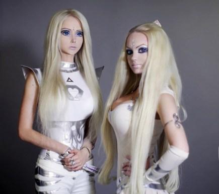 Dominica, la nueva Barbie humana