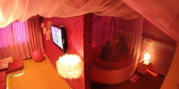Hospital chino inaugura habitaciones sexuales para parejas que deseen concebir
