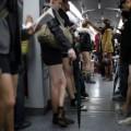 No Pants Subway Ride 2012