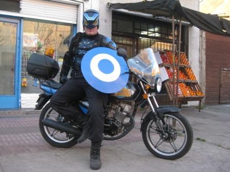 Capitán Mengano, el nuevo superhéroe argentino