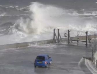 Cuidado con la olas