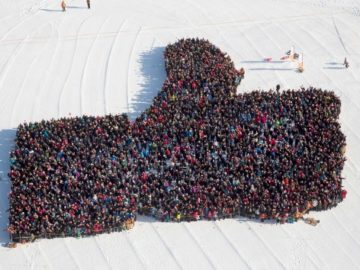 Facebook Like nuevo Guinness World Record