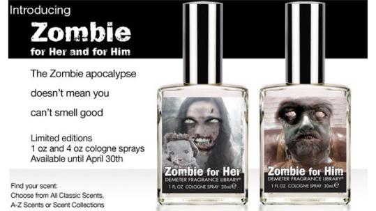 perfume zombie