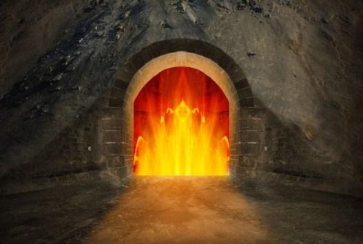 Encuentran la puerta del infierno en turqu a for 9 puertas del infierno