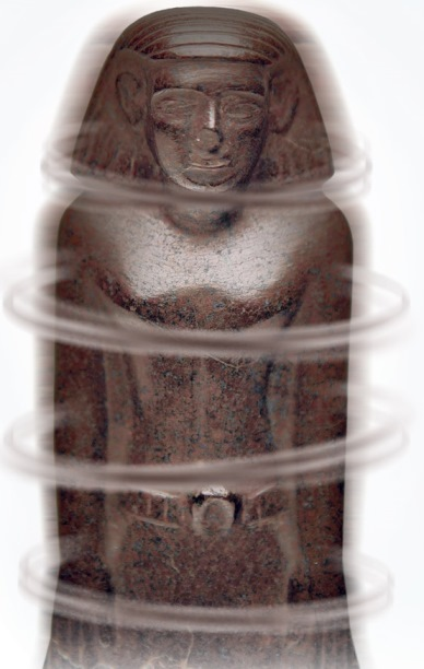 El misterio de la estatuilla Egipcia