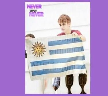 Justin Bieber no va a uruguay