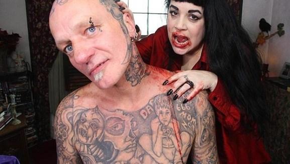 mujer vampiro
