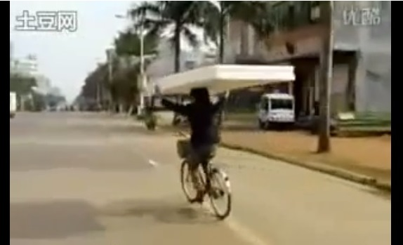 Chinese Delivery System