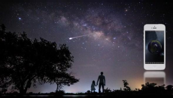 Tus cenizas viajan por el espacio