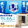 casita para mascota