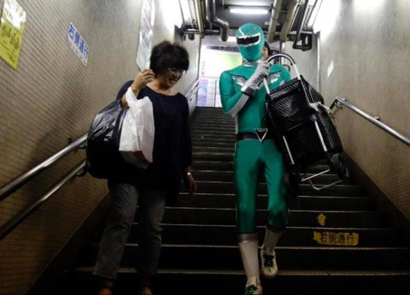 power ranger japones