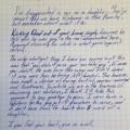 Carta de abuelo a nieto gay