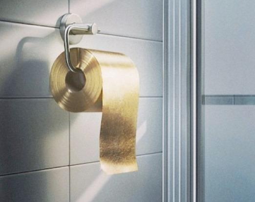 Pepel higienico de Oro