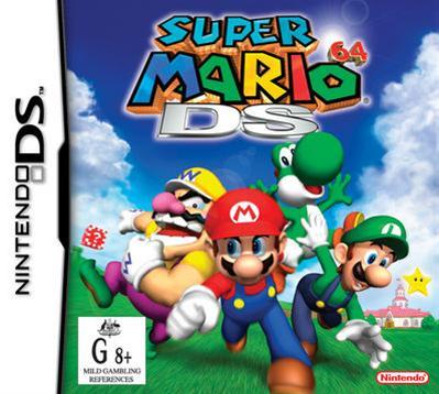 Mario a través del tiempo. Super-Mario-64-DS