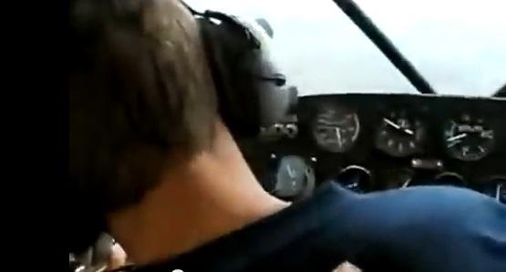 piloto chistoso