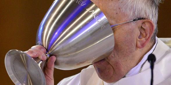 Vino y Vaticano