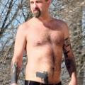 Tatuaje de pistola