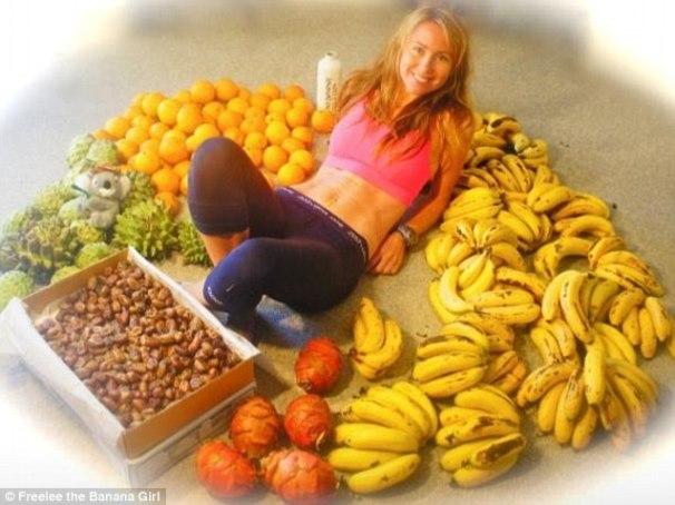 Freelee the Banana Girl 101