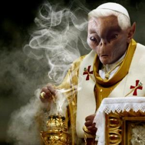vaticano alienigena
