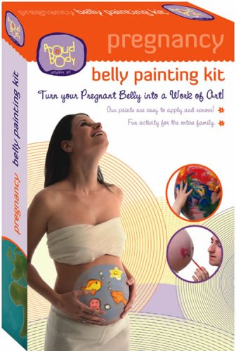 Kit de pintura para Embarazadas