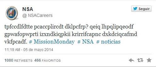 NSA empleo