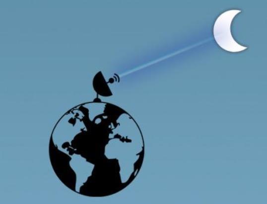 internet en la luna