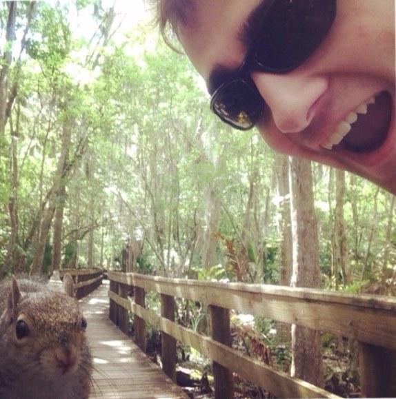 selfie ardilla 102