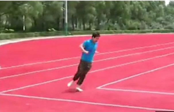 pista atletismo cuadrada