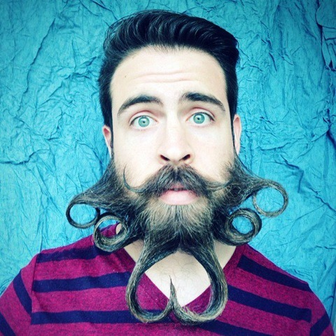 INCREDIBEARD-571
