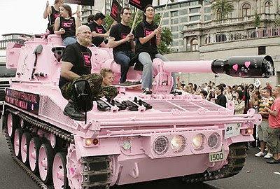 Tanque Gay