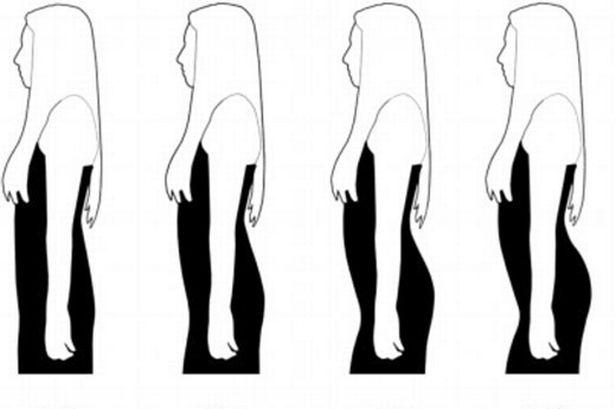 Bum-silhouettes