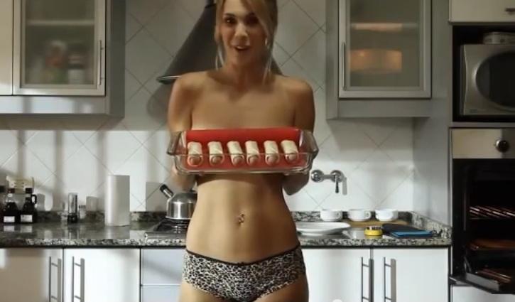 Jean cocina a Fuego Maximo