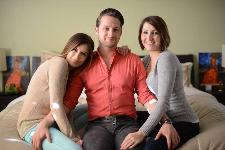 Adam y sus dos mujeres - 01
