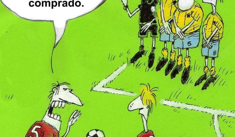 Chiste de Viernes – Futbol