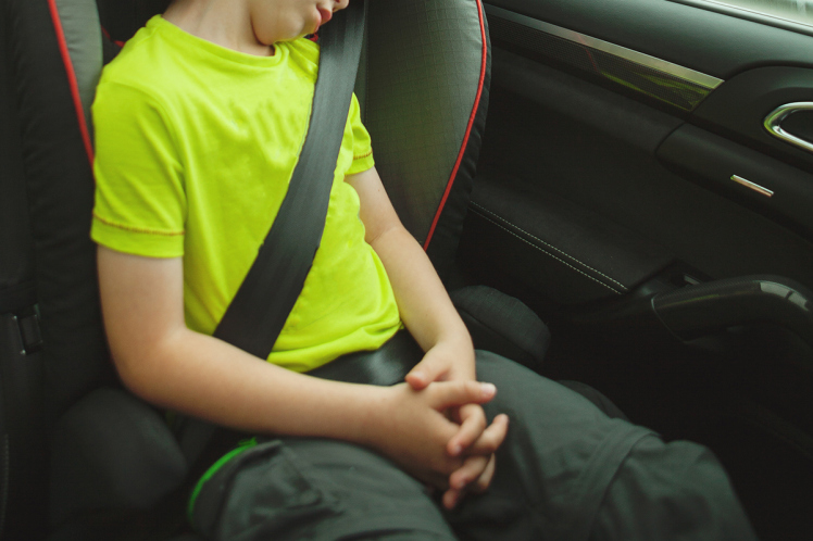 sleep at car