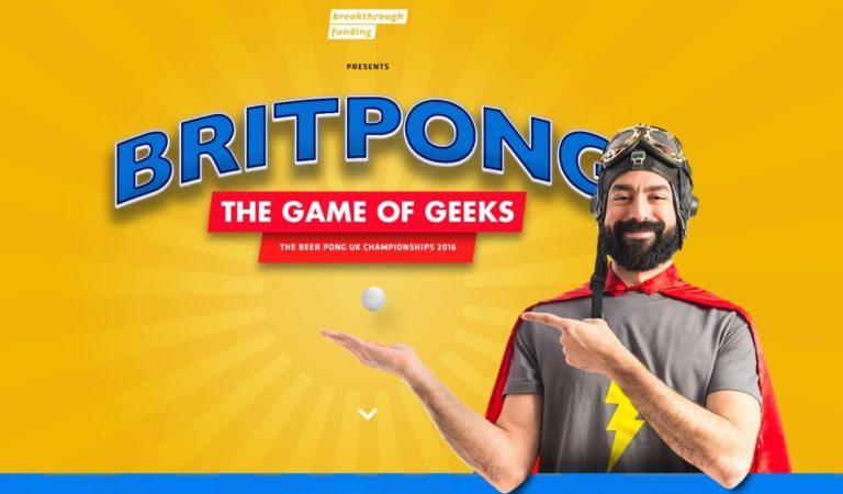 El Beer Pong se torna un deporte muy serio
