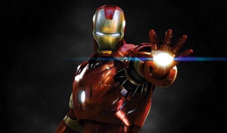 Se robaron el traje original de Iron Man