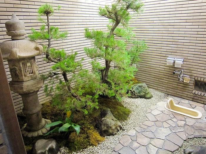 toilet-japon-Jardín